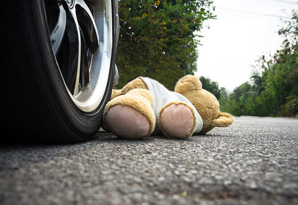 Child Injuries in Car Accident